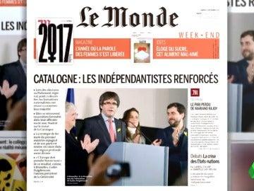 El día que Cataluña se convirtió en protagonista a nivel mundial: así vieron los medios de todo el mundo las elecciones del 21D