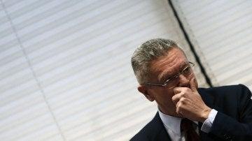 El ex presidente de la Comunidad de Madrid y ex ministro de Justicia, Alberto Ruíz-Gallardón.