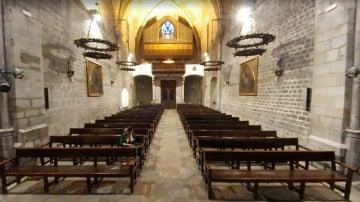 Iglesia de Santa Anna, Barcelona