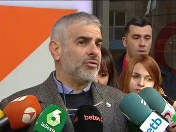 """Carlos Carrizosa: """"Es evidente que un presidente fugado no puede tomar posesión de su cargo ni ejercerlo"""""""