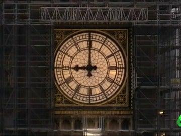 El Big Ben de Londres vuelve a sonar por Navidad