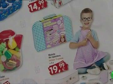 Las niñas juegan con camiones y los niños quieren cocinar: el fin de los juguetes sexistas en Navidad se acerca