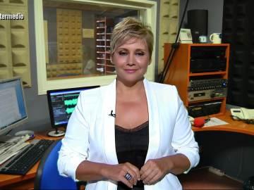 Gloria Serra, en El Intermedio
