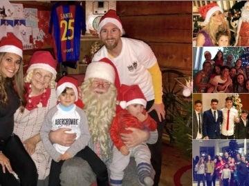 La Navidad y los futbolistas
