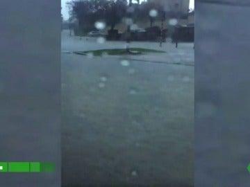 Inundaciones en Sanlúcar de Barrameda