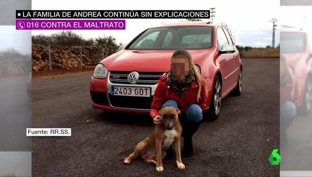 La joven Andrea, presuntamente asesinada en Benicàssim