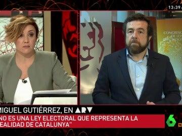 Miguel Gutiérrez en ARV