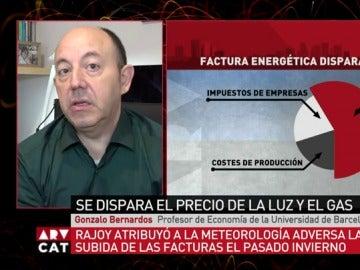 Gonzalo Bernardos en ARV