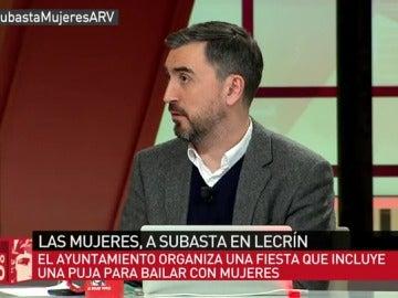Ignacio Escolar, directo de eldiario.es