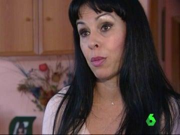 Isabel, víctima de malos tratos