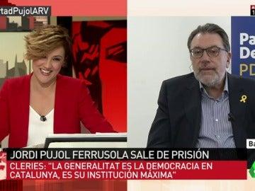 Josep Lluís Cleries en ARV