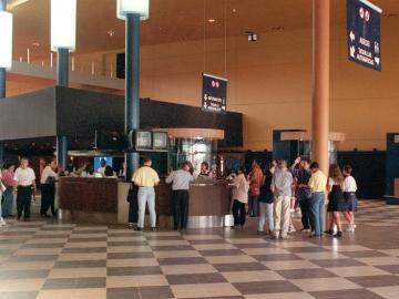 Instalaciones de los cines Kinépolis-Madrid, en Pozuelo de Alarcón