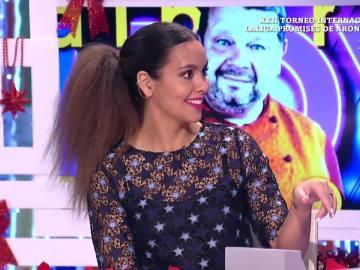Cristina Pedroche ya tiene el vestido de las Campanadas en casa
