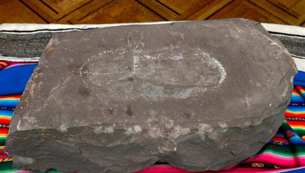 La huella más antigua del mundo