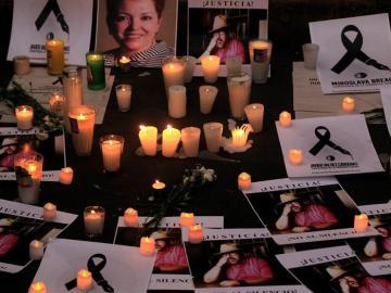81 periodistas asesinados durante 2017
