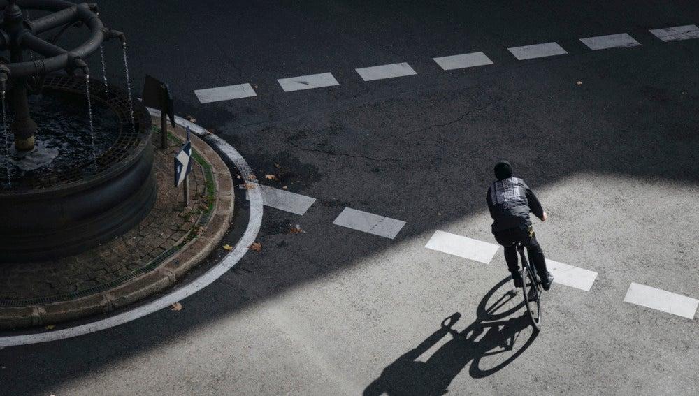 Ir en bici por Madrid no es peligroso