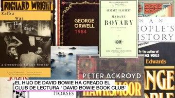 Las novelas favoritas de David Bowie