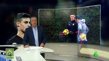 Kepa solo saldrá para jugar en el Madrid