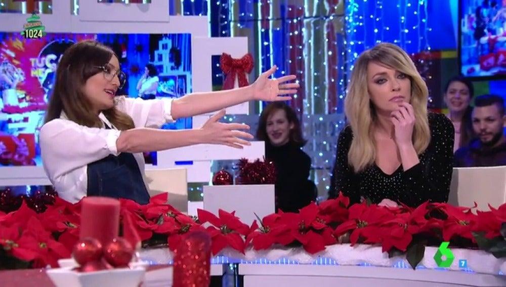 Anna Simon pide hueco a Antonio García Ferreras en Al Rojo Vivo tras el regreso de Ana Morgade a Zapeando