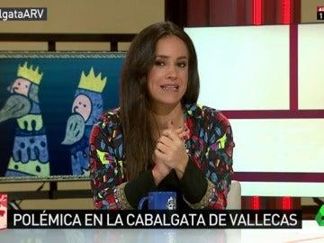 La portavoz de Ciudadanos en el Ayuntamiento de Madrid Begoña Villacís