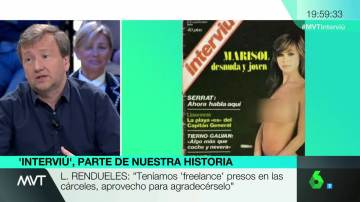 Luis Rendueles, en MVT