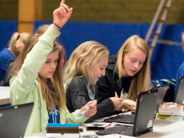Redes sociales en la escuela