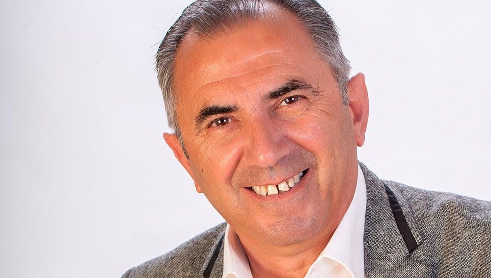 Antonio Nogales Monedero, alcalde de Pedrera Sevilla)