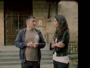 Alberto Muñagorri y Ana Pastor