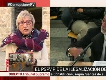 Ana Barceló, PSPV