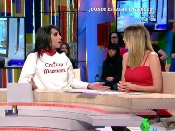 Mario Vaquerizo y Anna Simon