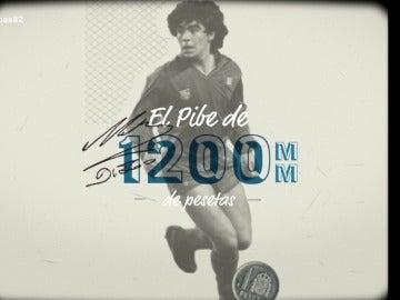 Maradona Dónde estabas entonces 1982