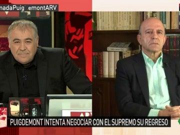 El analista de laSexta, José Antonio Zarzalejos