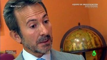El papel de Briones en Fórum Filatélico: un presidente amante de los sellos acusado de falseamiento de cuentas y blanqueo