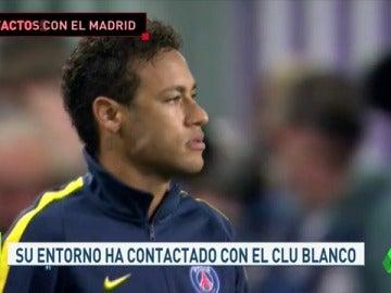 Contactos por Neymar