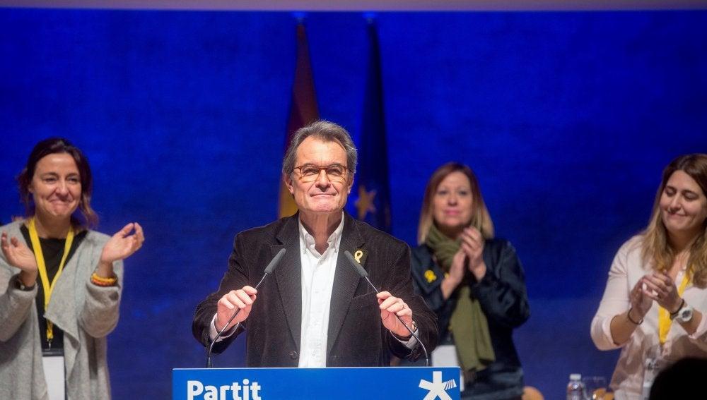El expresidente del PDeCAT, Artur Mas
