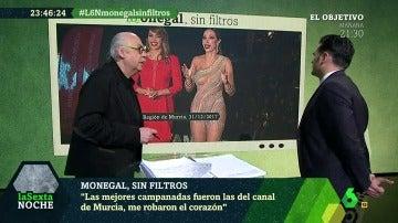 El crítico de televisión Ferran Monegal