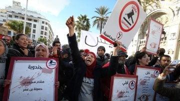 Túnez celebra la revolución de 2011 con los mismos problemas que la desataron
