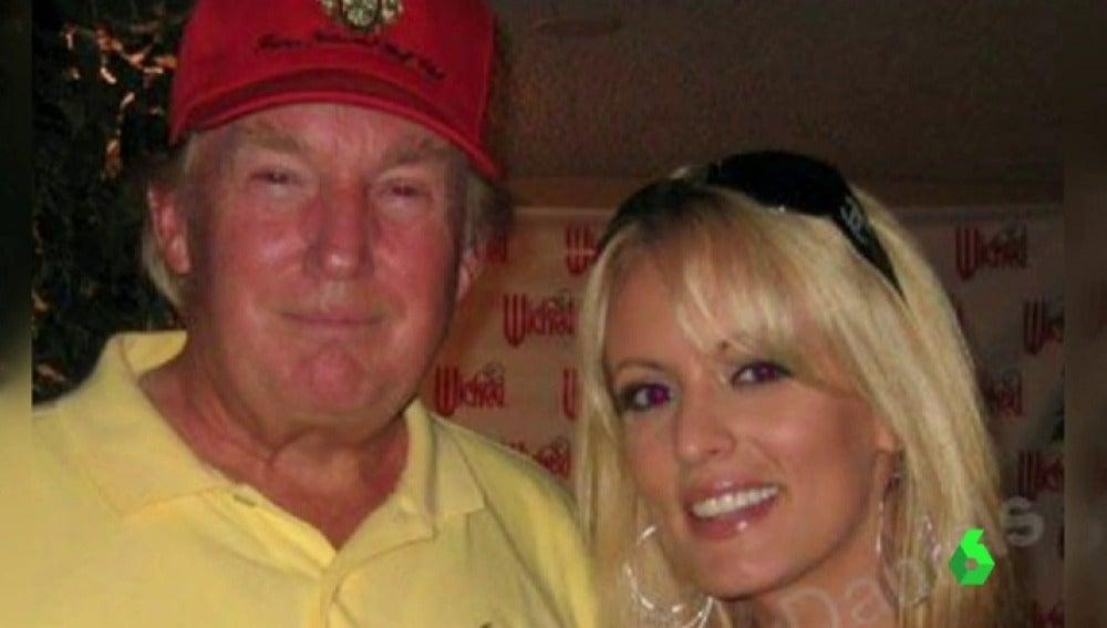 Escándalo sexual en la Casa Blanca: el abogado de Trump habría pagado 130.000 dólares a una actriz porno por su silencio