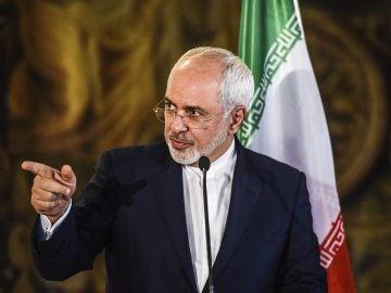 El ministro iraní de Asuntos Exteriores, Mohamad Javad Zarif