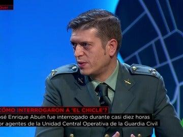 El capitán Andrés Sotoca
