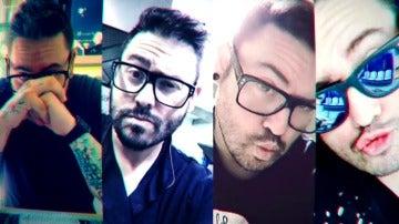 Las múltiples caras de Rodrigo Nogueira