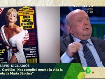 Miguel Ángel Gordillo, exdirector de 'Interviú'