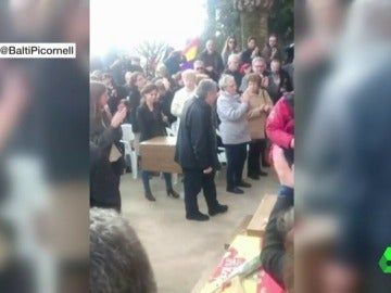 14 cuerpos identificados de una fosa común son entregados a sus familias en Mallorca