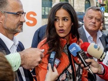 La secretaria de Política Municipal de Ciudadanos, Begoña Villacís