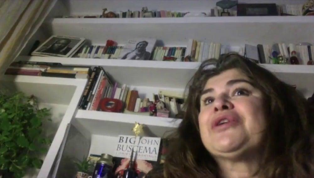 """Lucía Etxebarria: """"La vida de tres es mucho más fácil que la vida en pareja"""""""