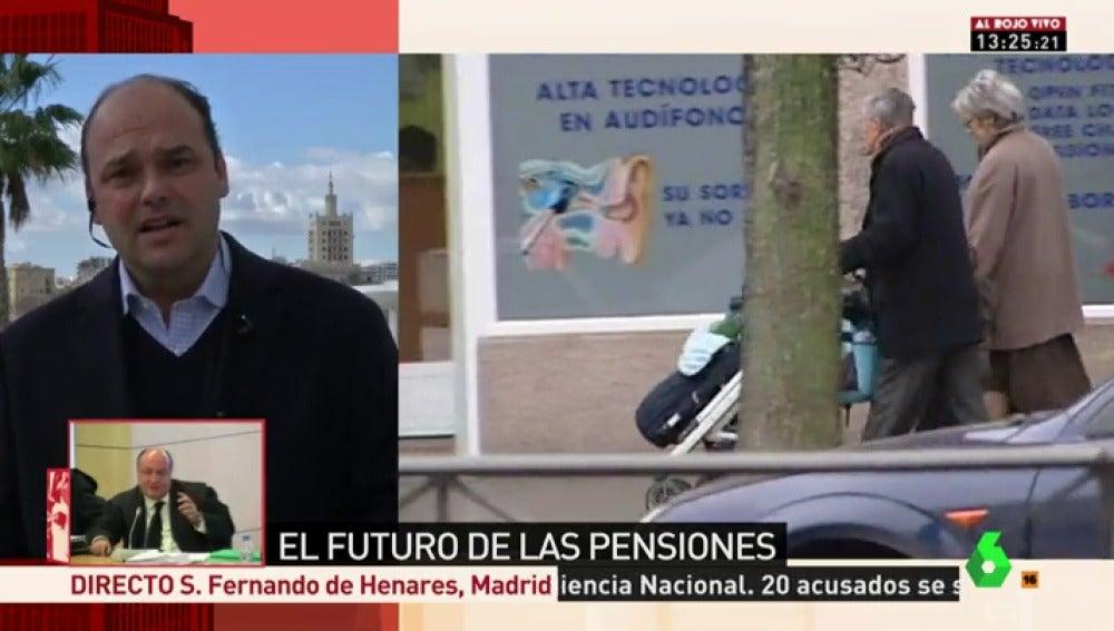 José Carlos Díez, en Al Rojo Vivo