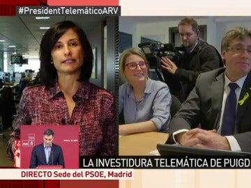 Lola García, en Al Rojo Vivo