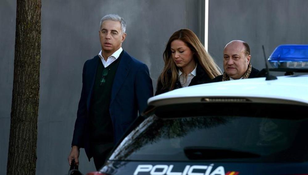 El ex secretario general del PP de la Comunidad Valenciana , Ricardo Costa