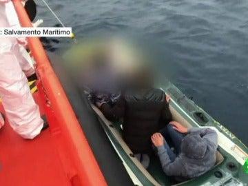 2017 marca el récord histórico de inmigrantes llegados a España por el Mediterráneo: el triple que el año anterior