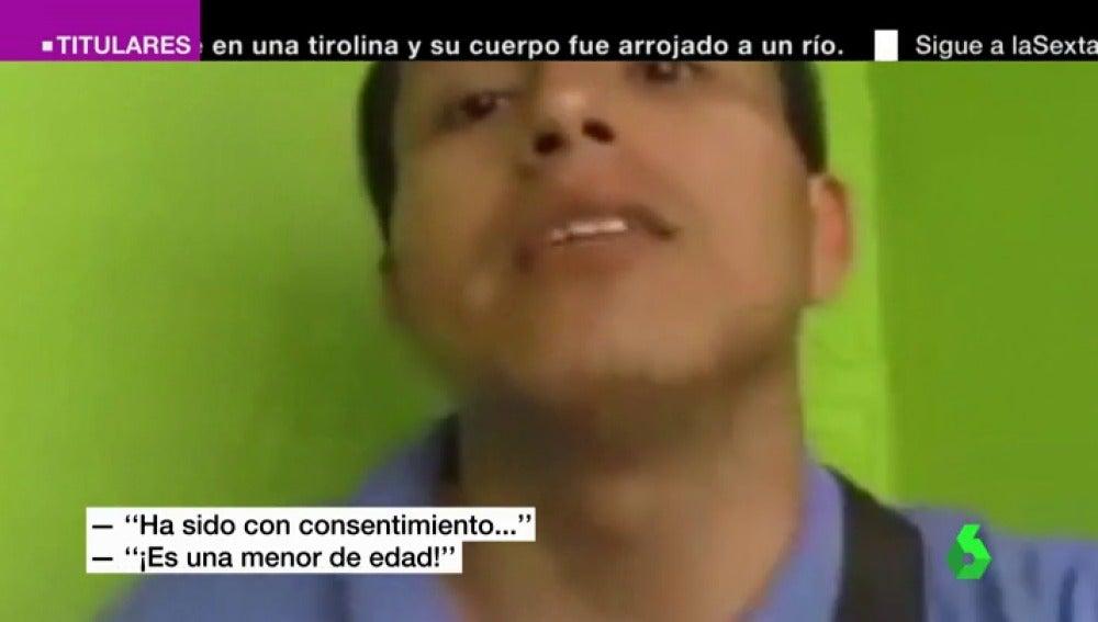 Detienen a un hombre en Perú por citarse con una niña de 12 años para tener sexo a cambio de un móvil